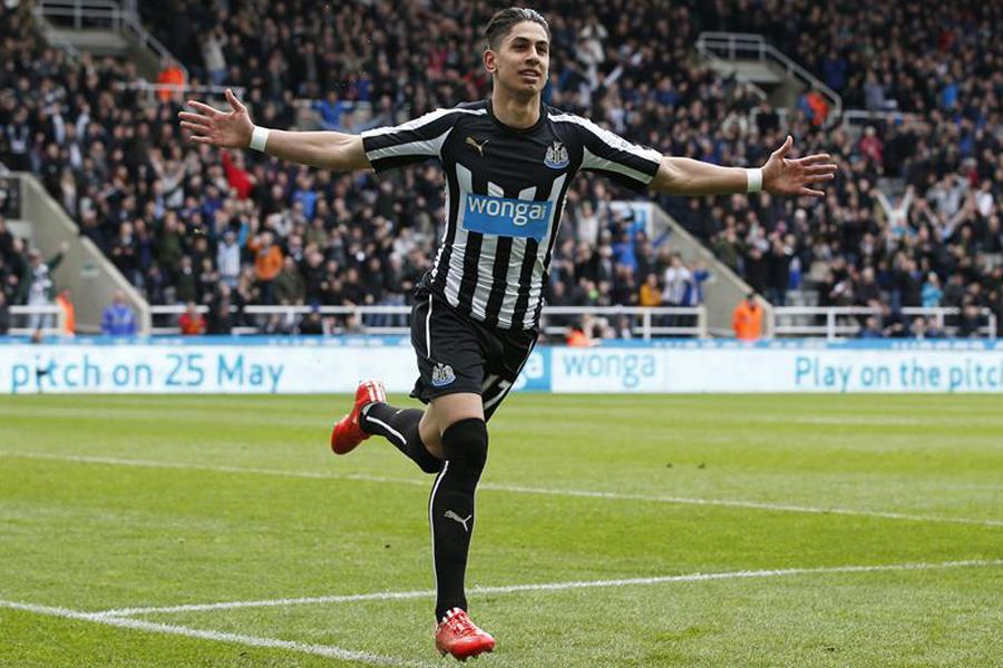 Perez scores ()