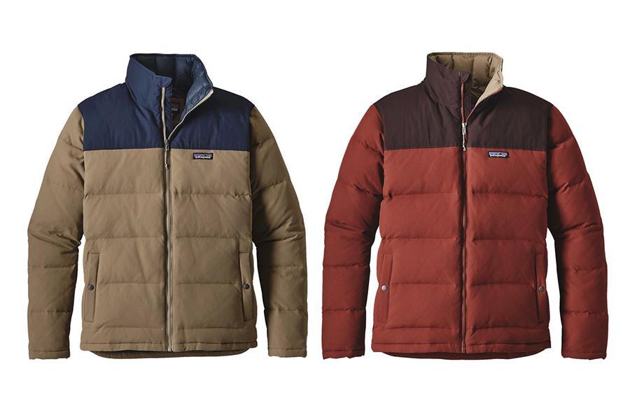 Patagonia Bivvy Down Jackets (PR shot)