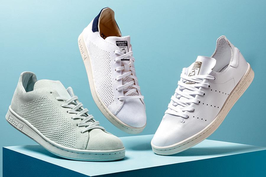 adidas Originals Stan Smith Prime Knit and OG Prime Knit ()