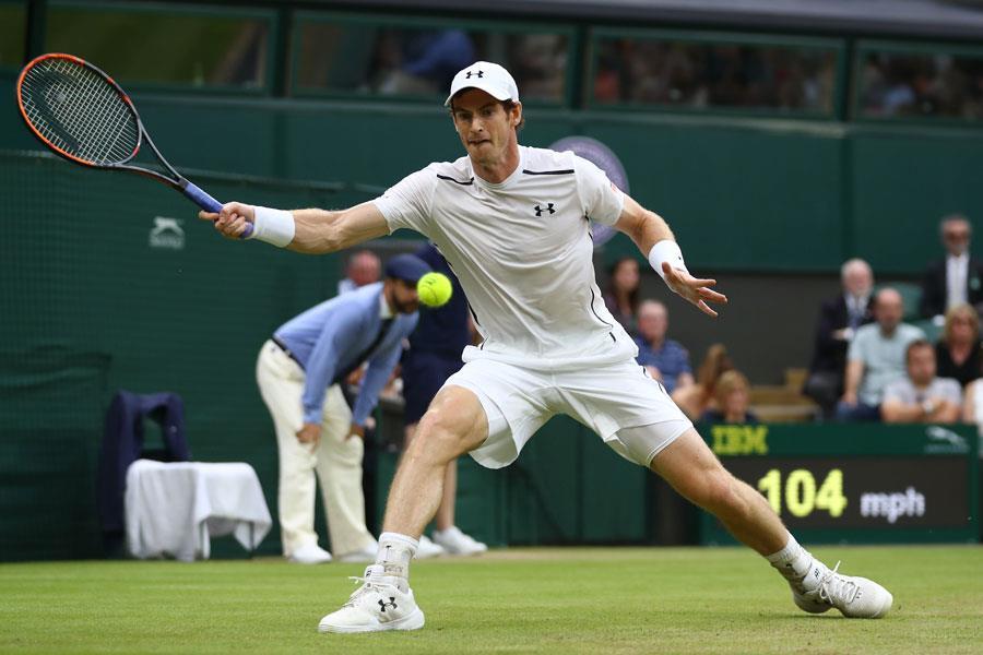 Andy Murray Wimbledon 2016 ()