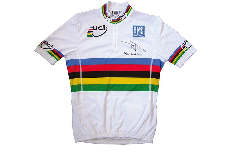 World champion rainbow jersey cycling ()