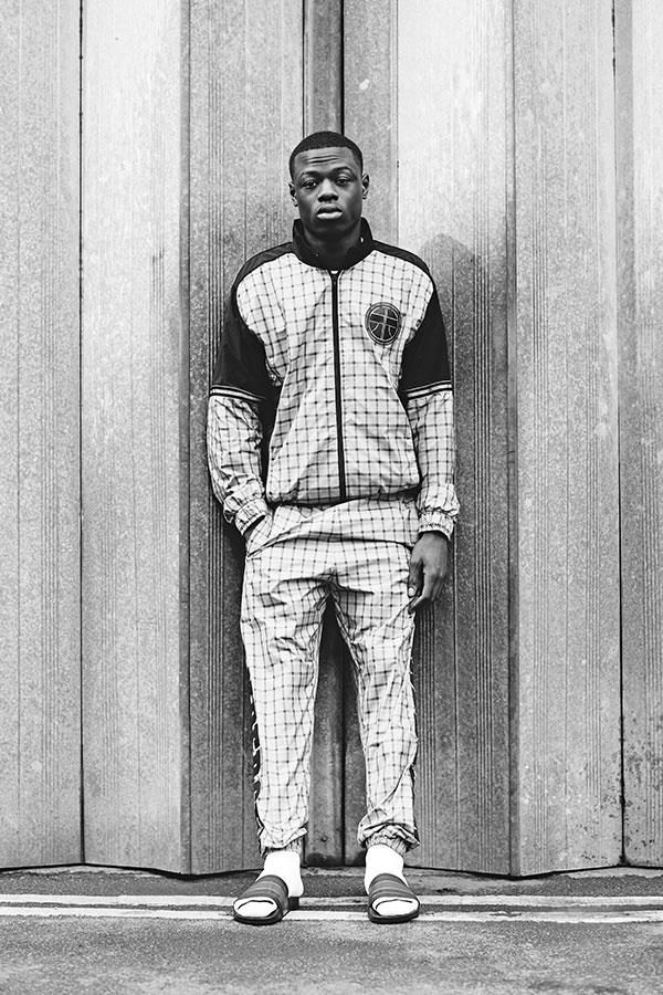 J Hus in FS magazine cover style shoot ()