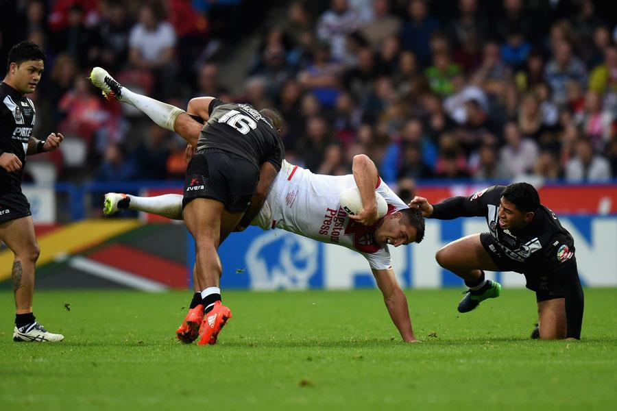 Sam Burgess rugby league england ()