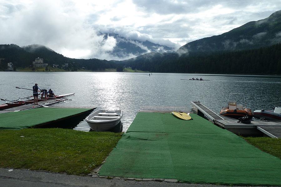 Lake St Moritz ()
