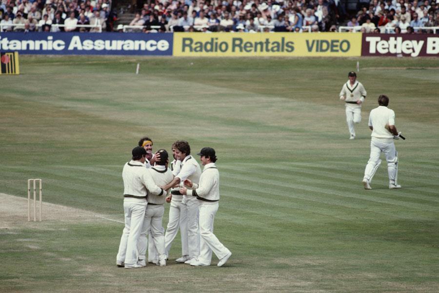 England vs Australia third test Headingley 1981 Ian Botham ()