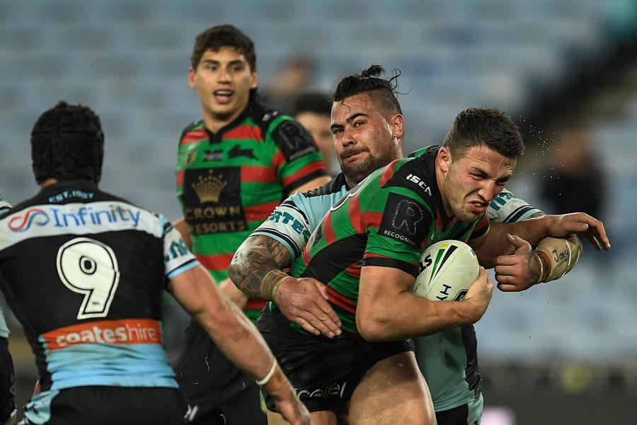 Sam Burgess rugby league Rabbitohs ()