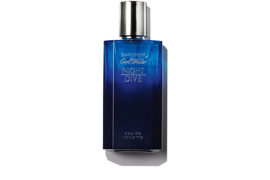 Davidoff cool water night dive ()