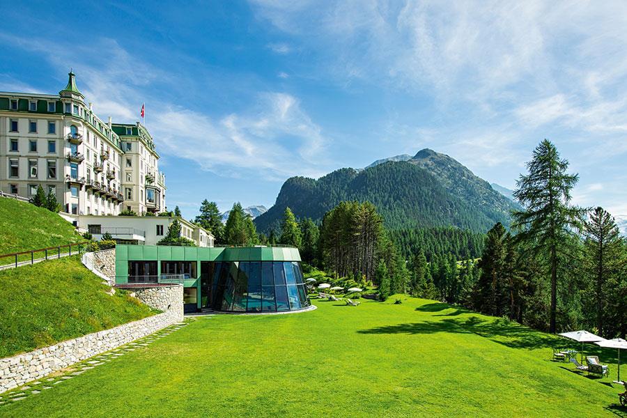 Grand Hotel Kronenhof ()