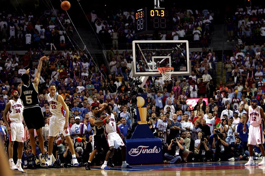 Robert Horry Clutch (Getty Images)