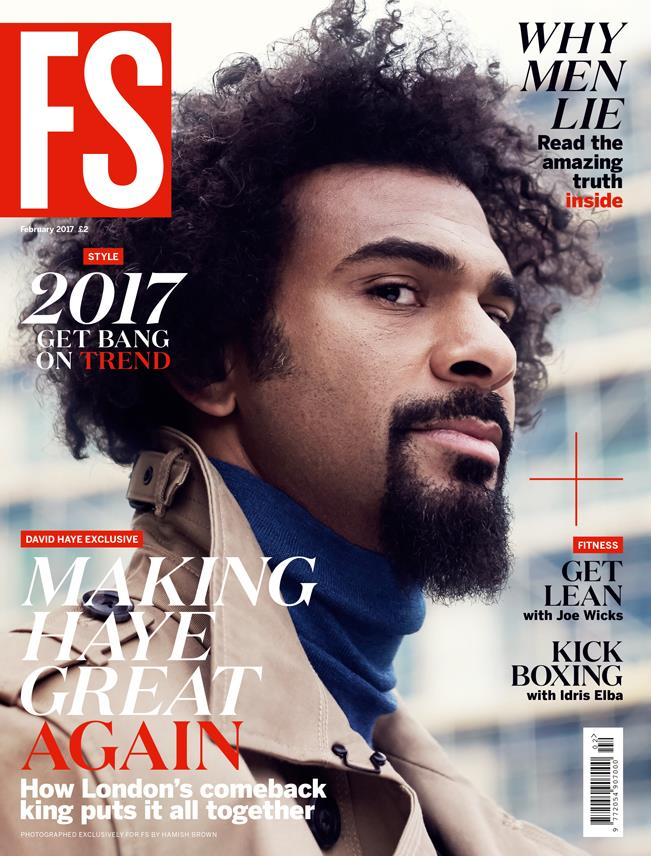 FS magazine March 2017 David Haye cover ()