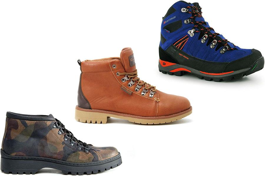 Hiking boots Rock & Religion, Karimor, Asos FS mag ()