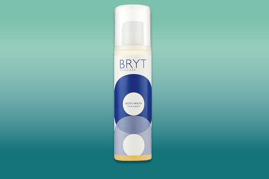 Bryt gentle hair and body wash (200ml) ()