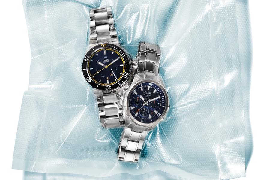 Diving watch fashion ()