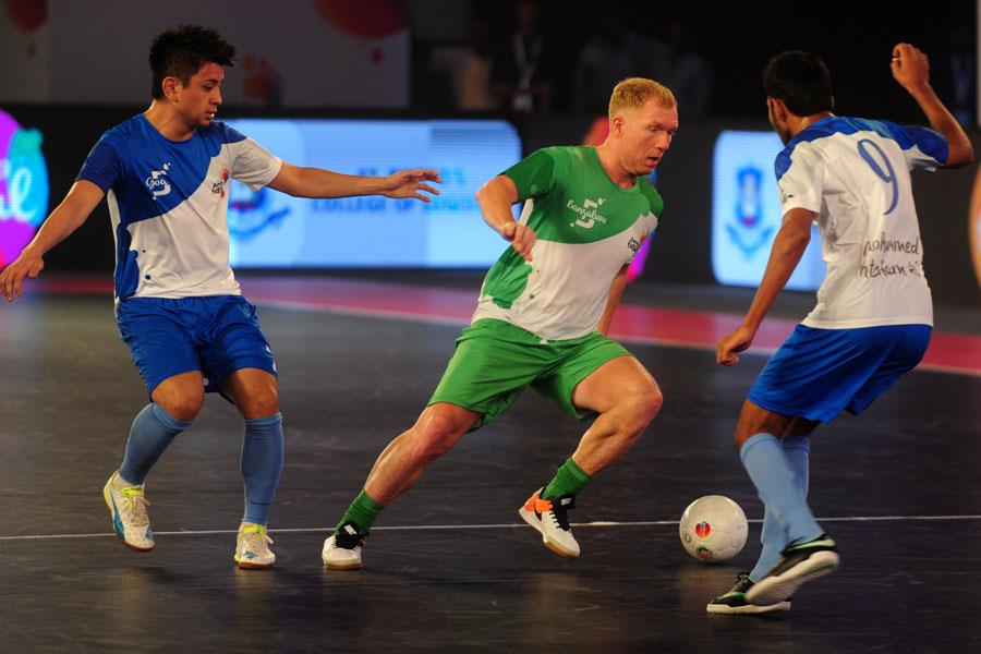 Paul Scholes Futsal Premier League ()
