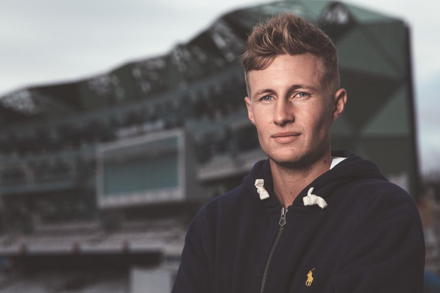 Joe Root close up portrait (Getty images)