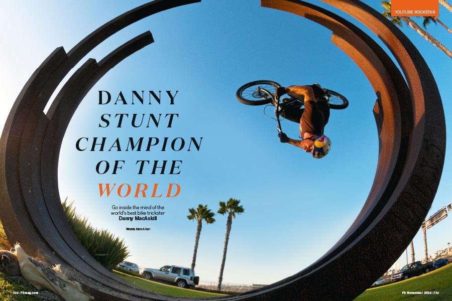 Danny MacAkill FS magazine ()