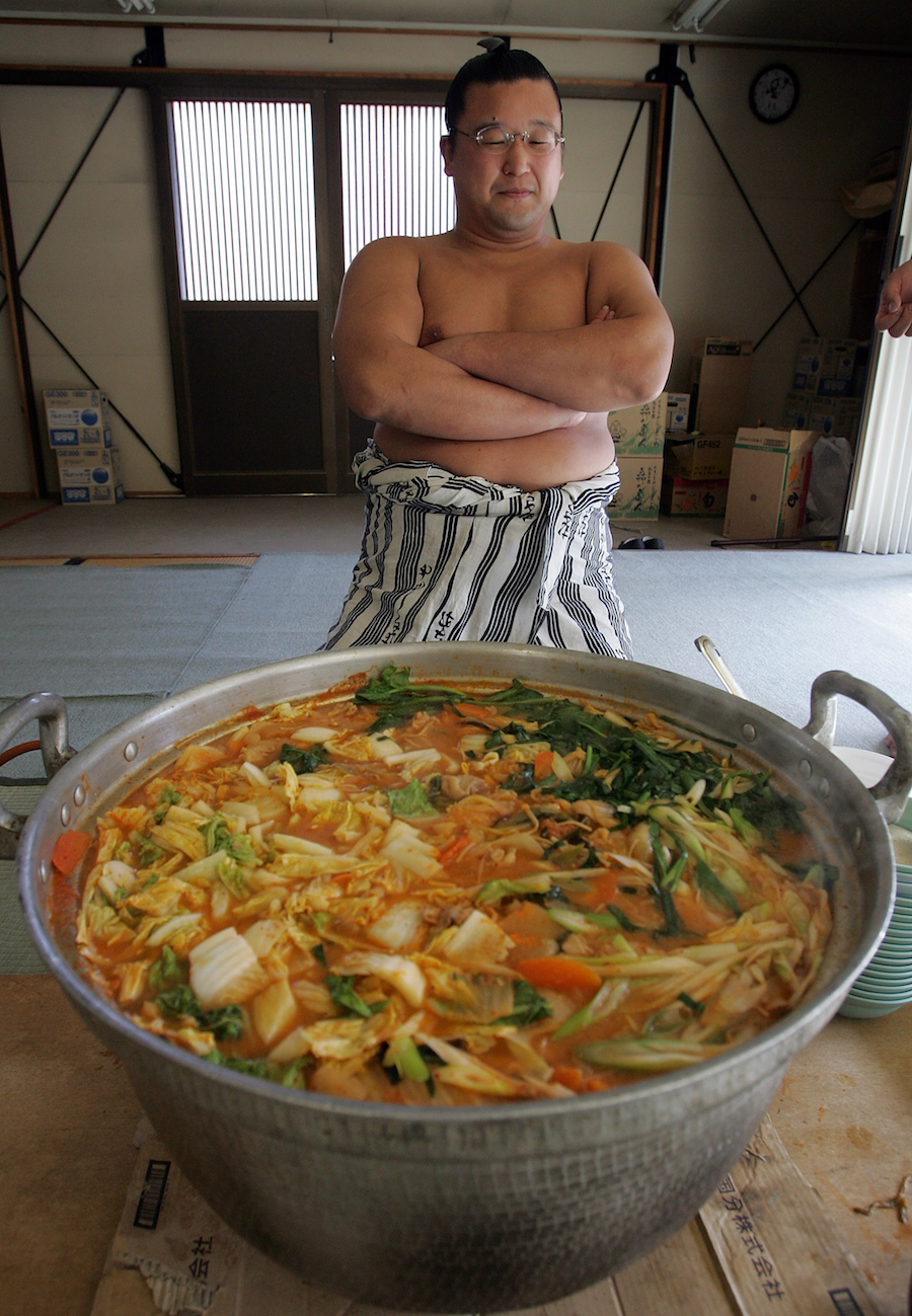 Sumo Stew Recipe ()