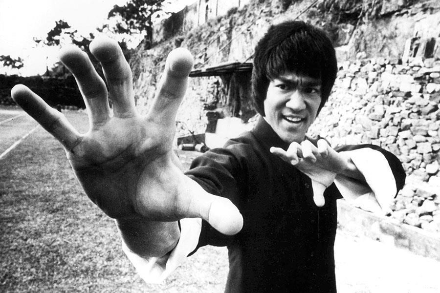 Bruce Lee Enter the dragon ()