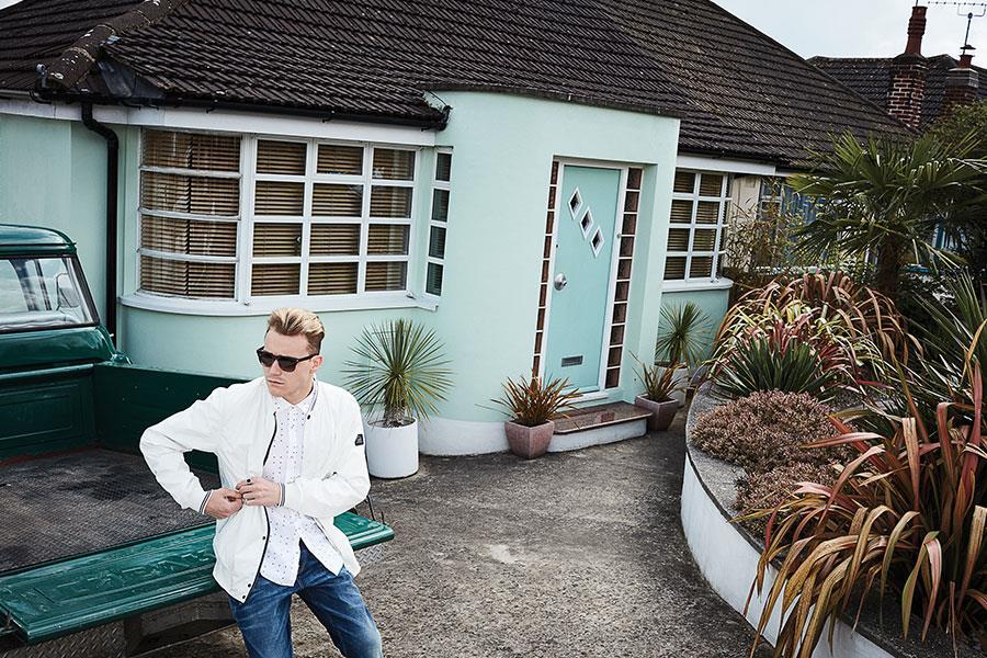 Ollie Hynd GB Photoshoot ()