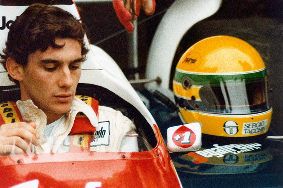 Ayrton Senna ()