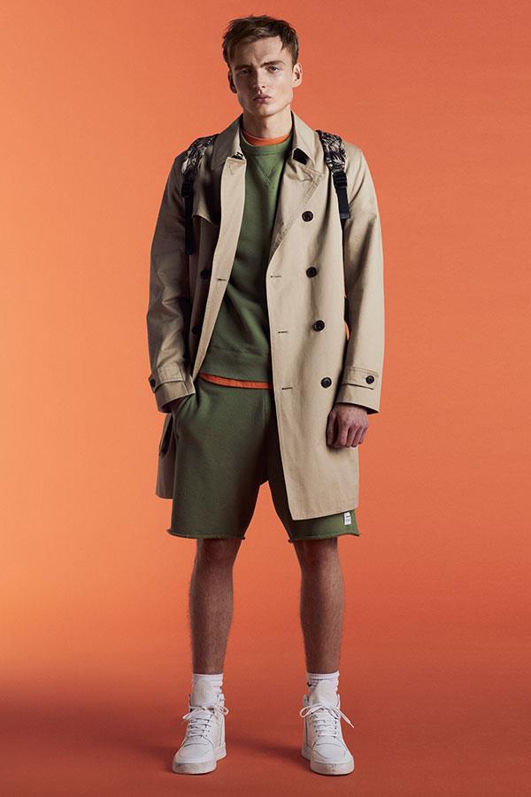 FS Magazine spring outwear fashion shoot. Howick mac  ()
