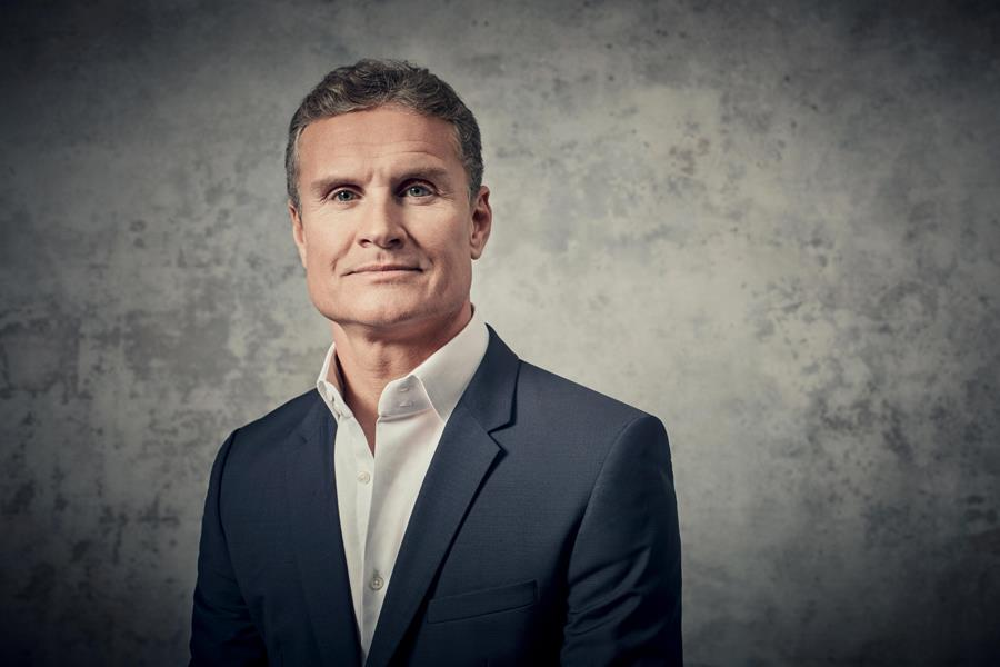 David Coulthard studio shot ()
