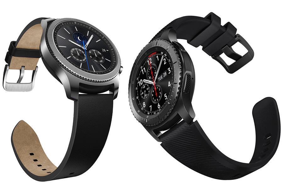 Samsung Gear S3 (Samsung promo shots)