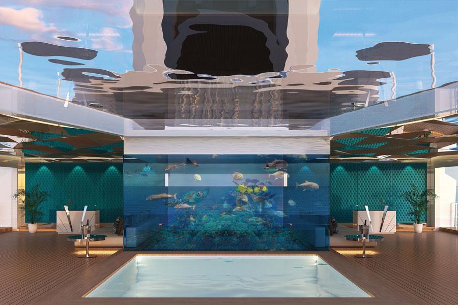 Shaddai Superyacht Aquarium ()