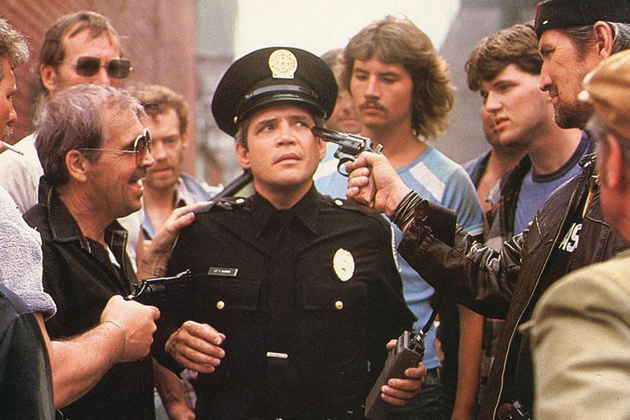 Police academy ()