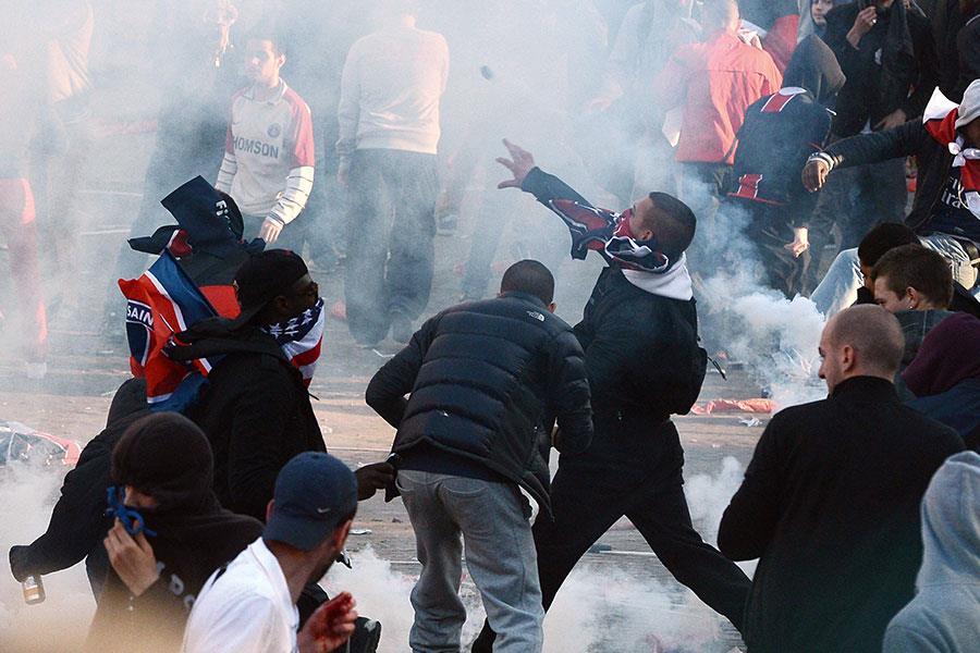 Football fan violence ()