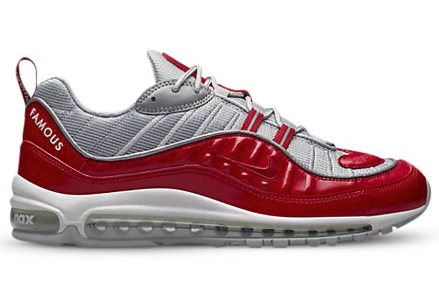 Supreme x NikeLab Air Max 98 ()