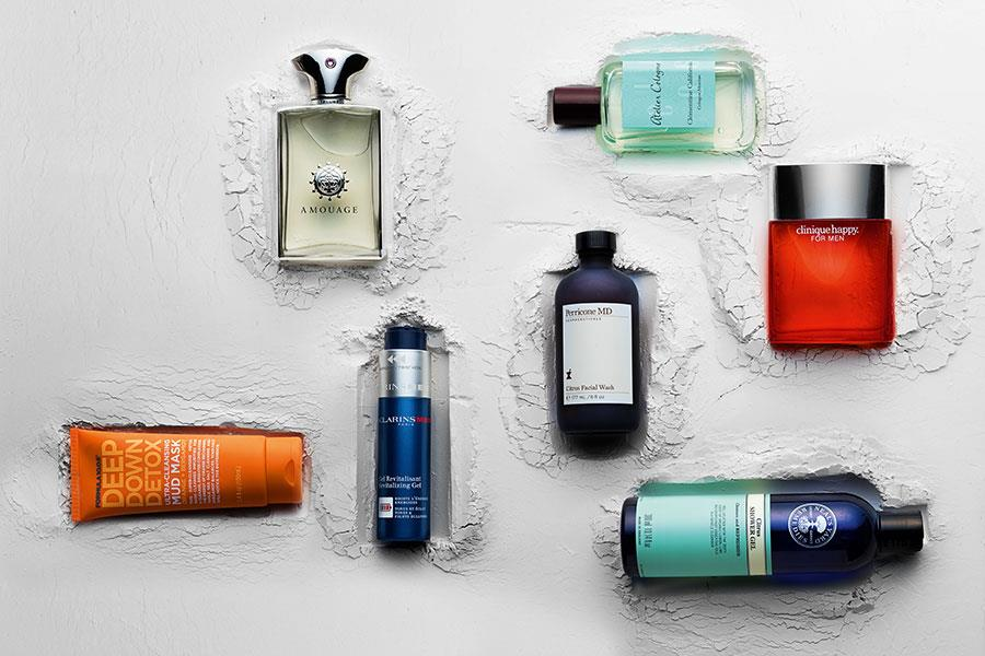 FS magazine's spring skin collection ()