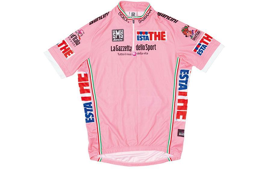 Maglia Rosa pink jersey Giro d'Italia  ()
