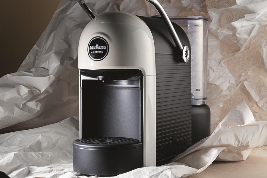 Lavaza coffee machine (PR shot)