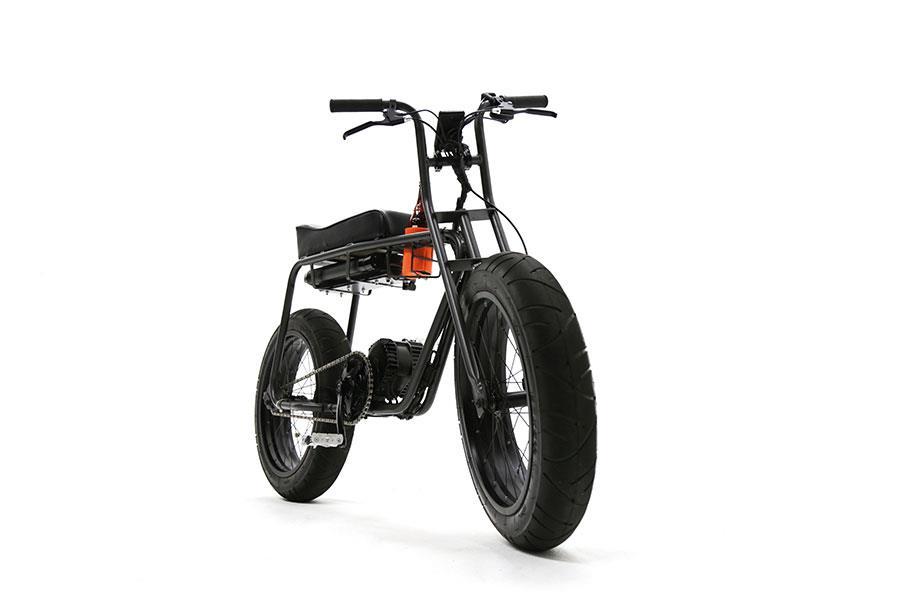 Lithium cycles Super 73 electric bike ()