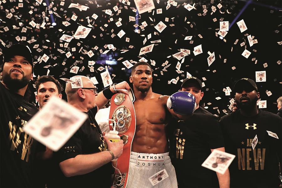 Anthony Joshua (Getty Images)