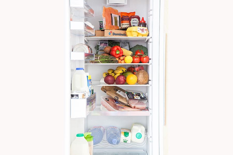 Olivia Breen fridge ()