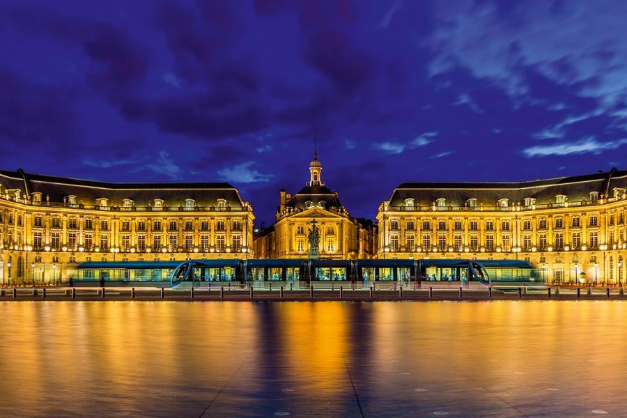 Place de la Bourse Bordeaux ()