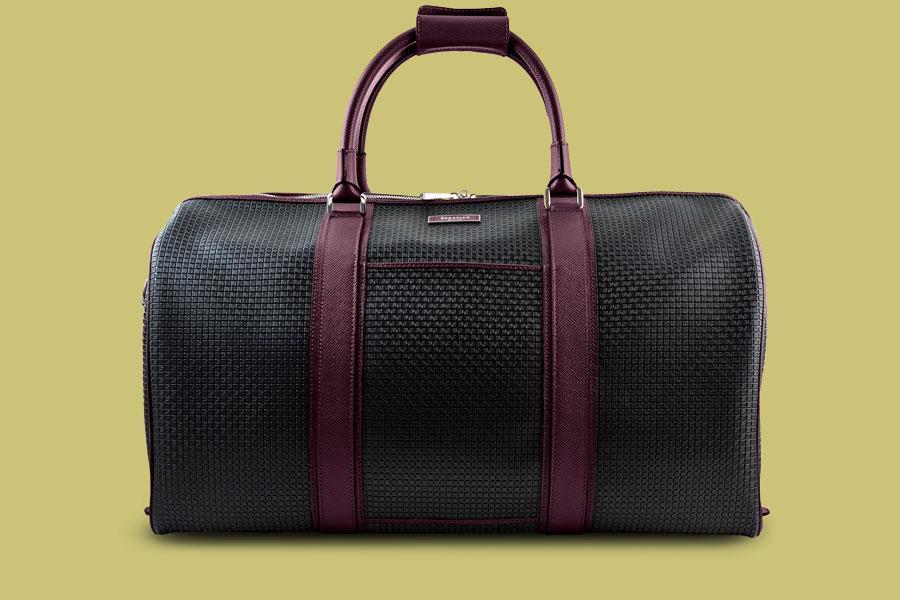 Case luggage holdall ()