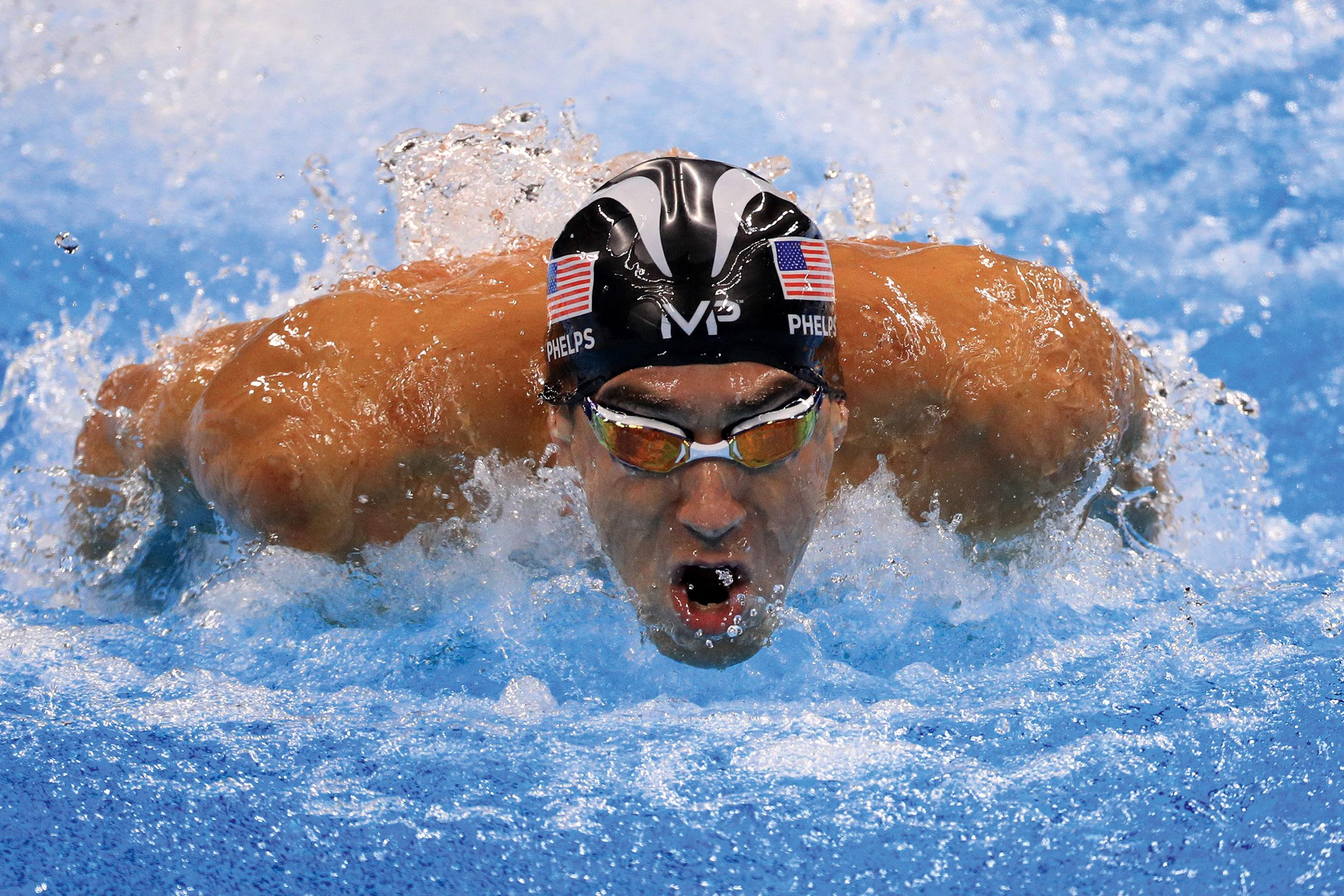 Michael Phelps ()