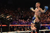 Carl Frampton celebrating (Getty images)