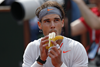 Rafael Nadal | French Open | Eating a banana (Getty | 169854209)